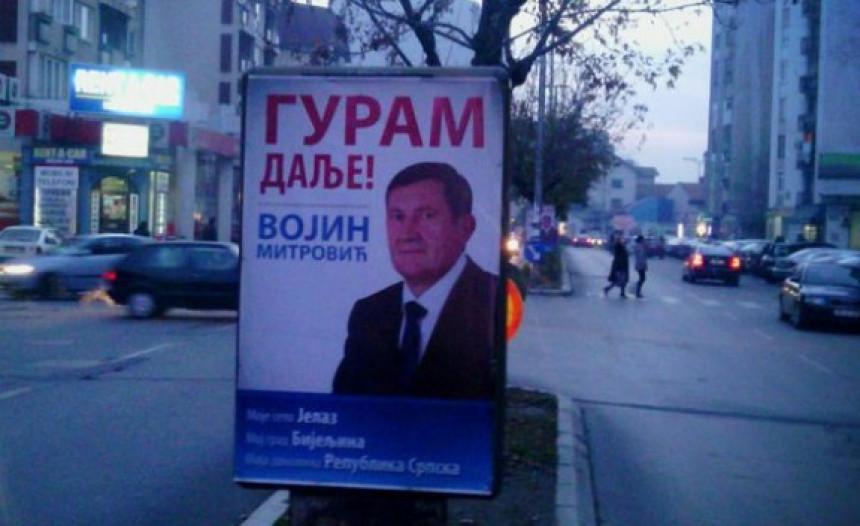 Vojin dobija i kada Dodik gubi