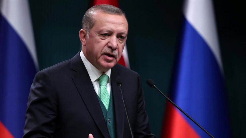 Erdogan stiže u radnu posjetu