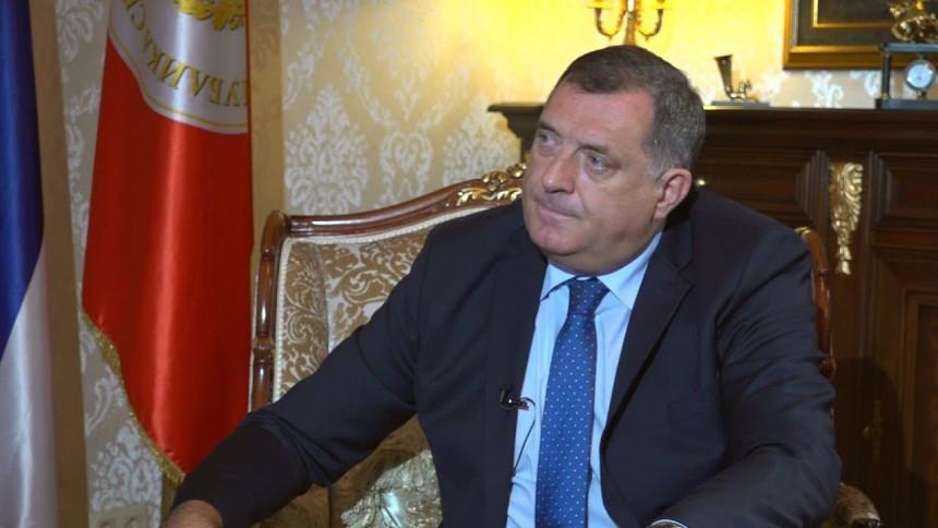 Istraživanje naljutilo Dodika