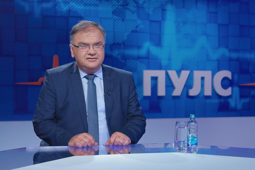 Zabrana referenduma - podrška Dodiku