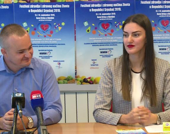Festival zdravlja ponovo u Bijeljini