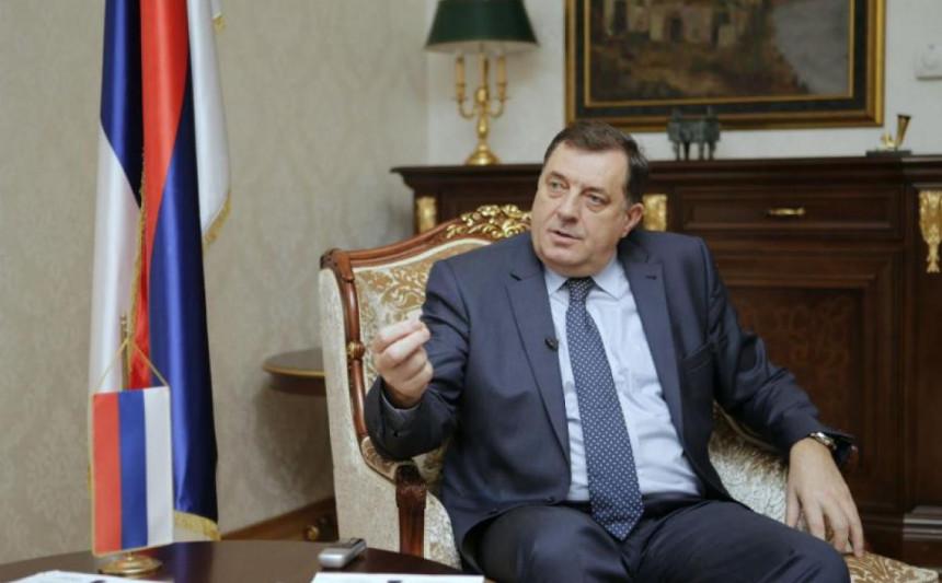 Dodik: Referendum je samo anketa