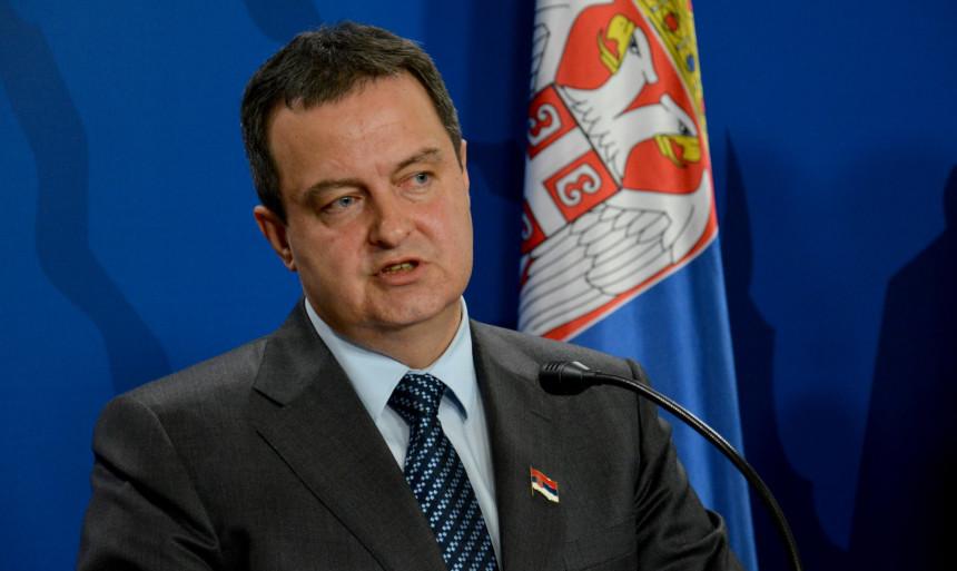 Dačić: Nećemo dozvoliti ucjene