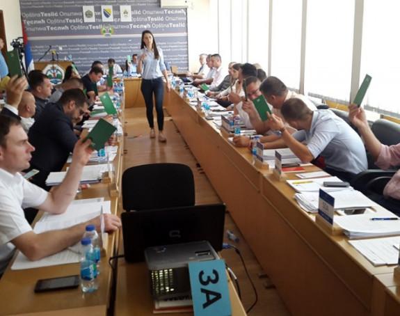 Vlada Srpske za raspuštanje skupštine Teslić