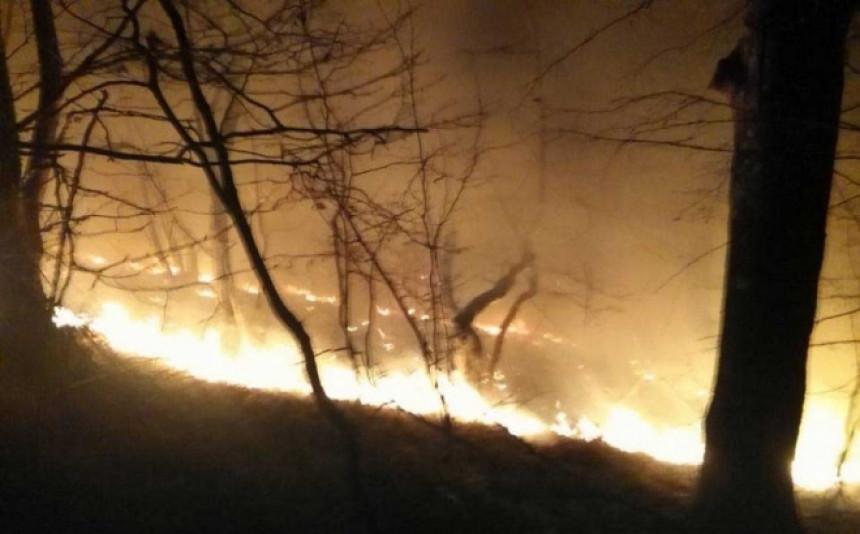 Požari u Kneževu i Kotor Varošu