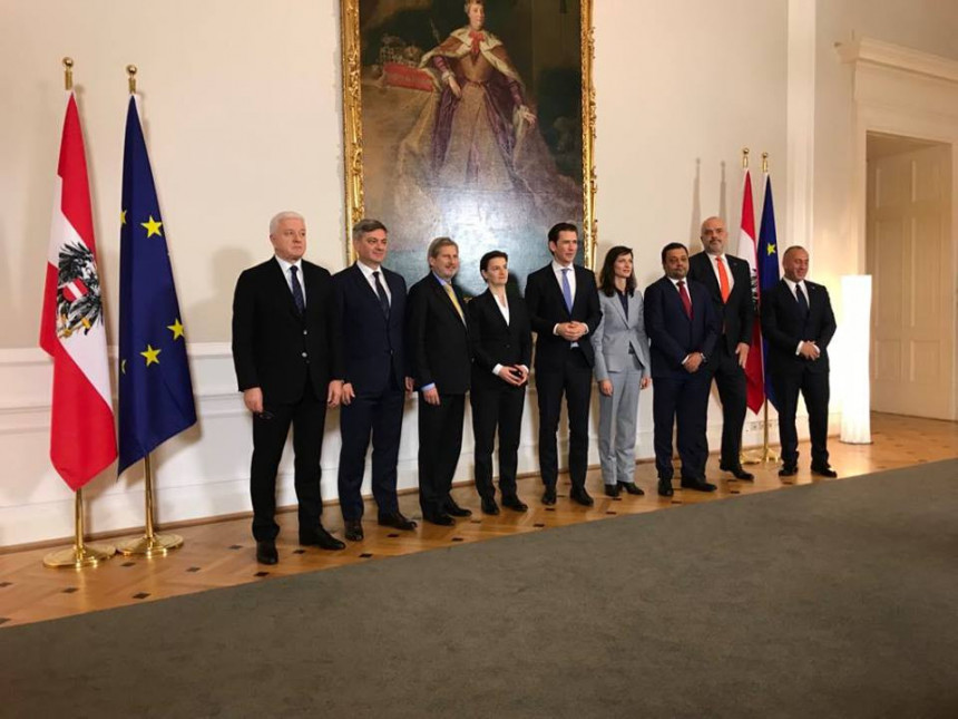 Zvizdić u Beču: BiH privržena EU