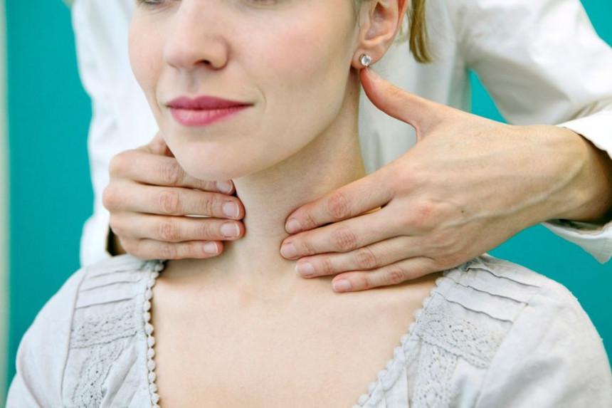 Sezonski virusi napadaju i štitastu žlijezdu