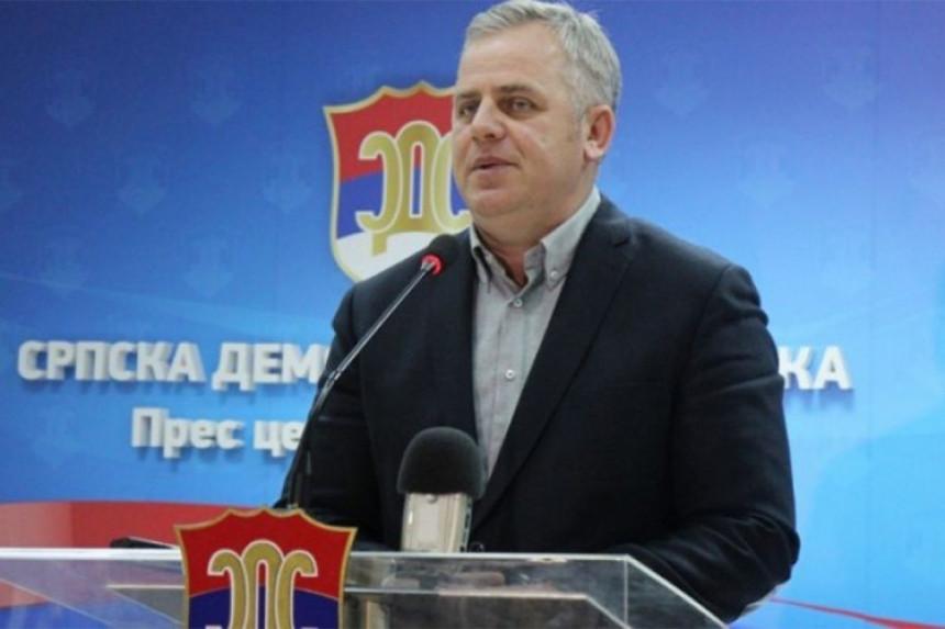 Stanić: Srpski narod će kazniti Dodikovu izdaju