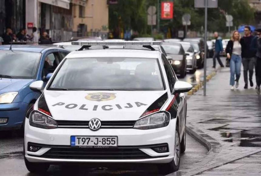 Masovna tuča u Sarajevu-Izboden muškarac