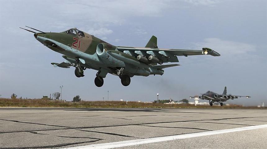 Zatvoreno nebo za ruske avione u Siriji