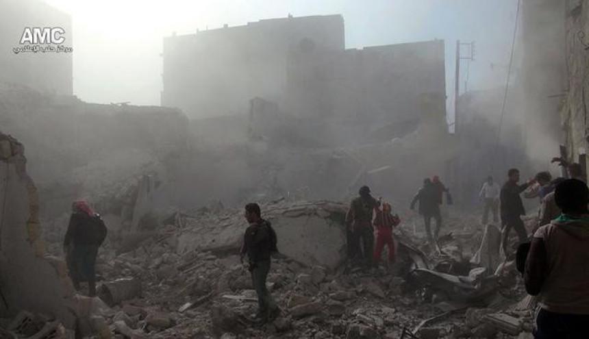 Ofanziva protiv terorista u Alepu