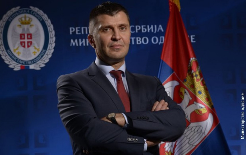 Đorđević novi ministar odbrane Srbije?