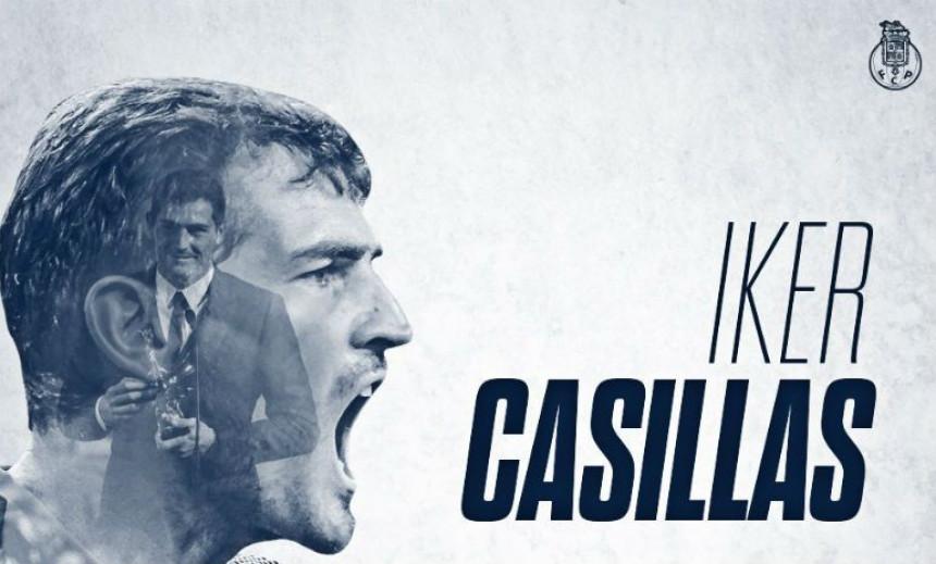 Kasiljas ostaje u Portu još dvije godine!