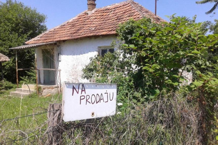 Seoska imanja niko neće da pazari!