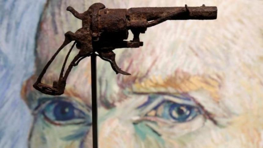 Van Gogov revolver prodat na aukciji