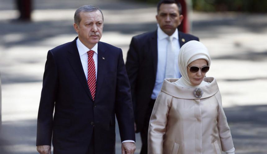 Rasipnica: Troškovi prve dame Turske