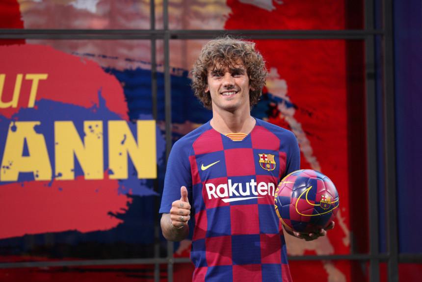 Španci provjeravaju transfer Grizmana u Barsu!