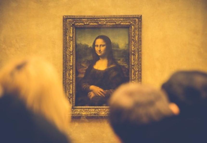 Za Mona Lizu malo vremena za posjetu