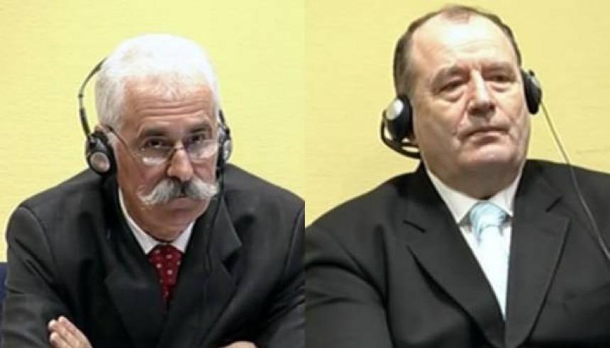 Mićo Stanišić i Stojan Župljanin u zatvoru Poljske