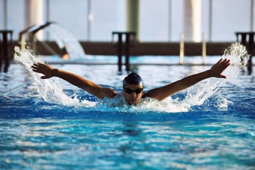 Plivanje jača srce