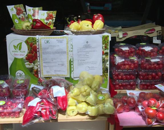 Organska hrana na pijaci u Bijeljini