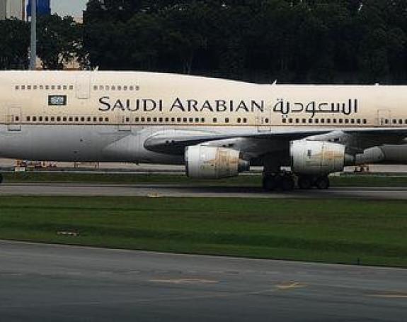 Avion opkoljen na aerodromu u Manili