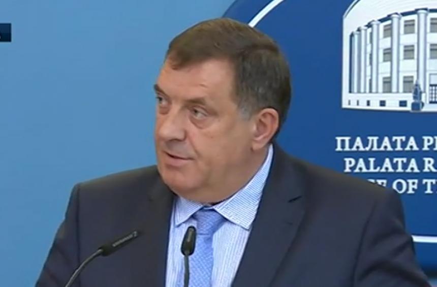Dodik: U Srpskoj nema problema?!