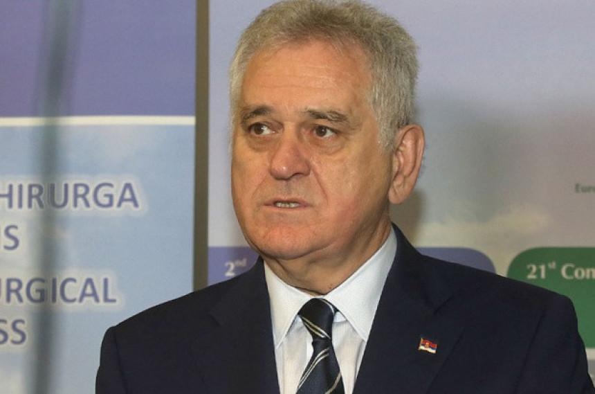 Nikolić: Sankcijama se ne postižu efekti