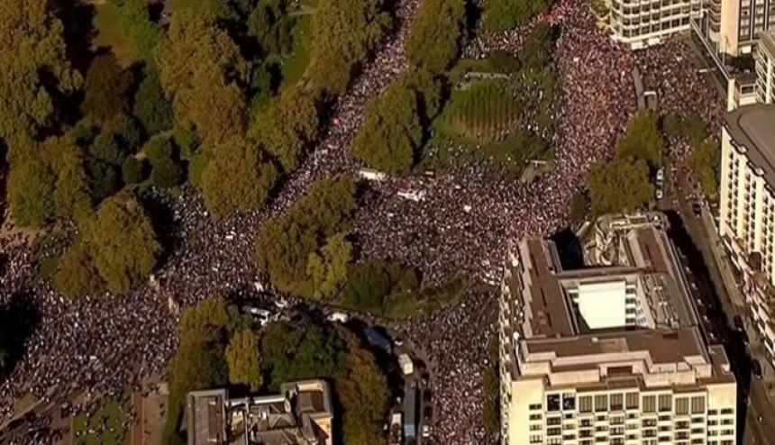 London: Marš za novi referendum