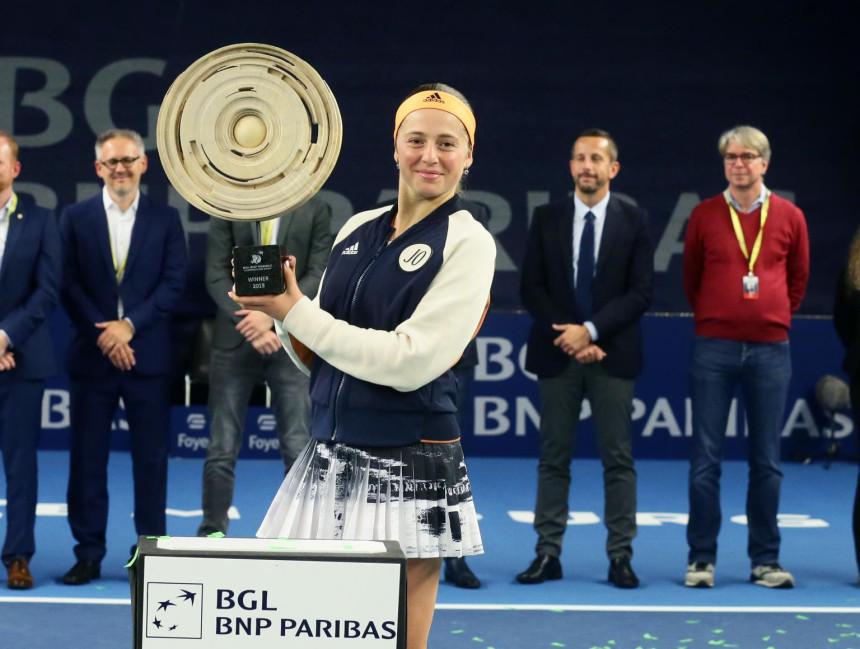 Ostapenko osvojila titulu poslije dvije godine!