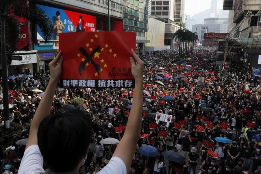 Hong Kong: Novi sukob policije i demonstranata