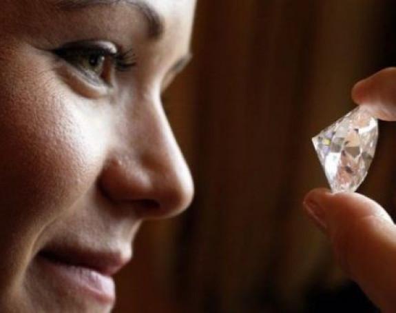 Iskopan najveći dijamant u poslednjih 110 godina!