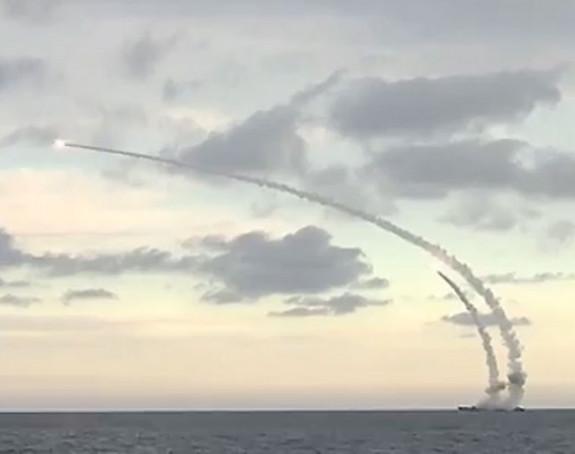 Руси засипају ИД крстарећим ракетама
