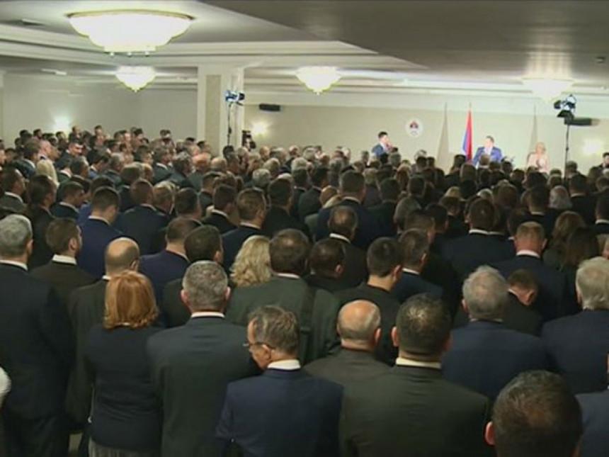 Dodik organizovao veliki prijem