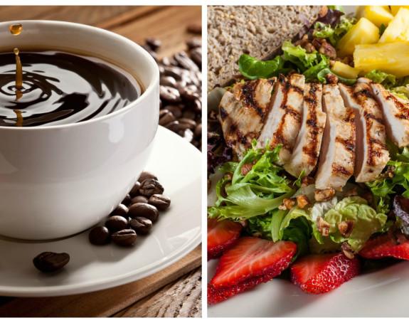Kafa nikad prije sedam, ručak do 13 sati