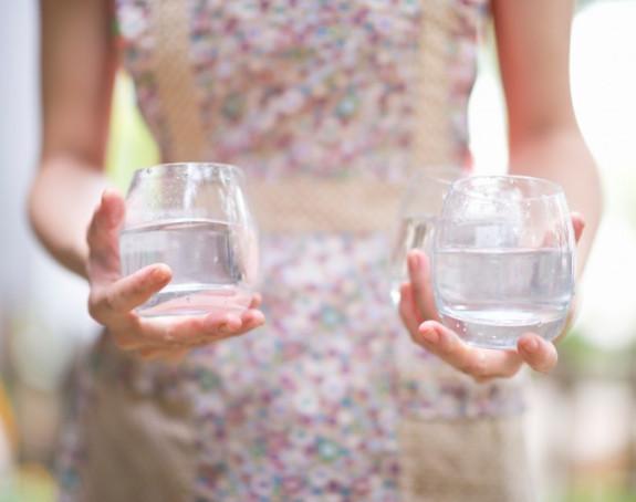 Započnite dan sa dvije čaše vode