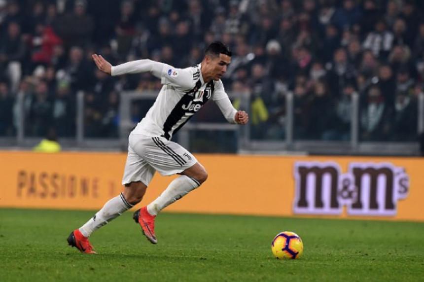 Ronaldo uvrijedio Romu!