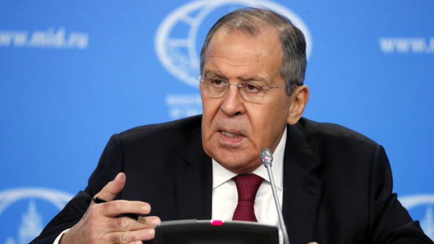 Lavrov: EU nije u stanju da riješi pitanje Kosova