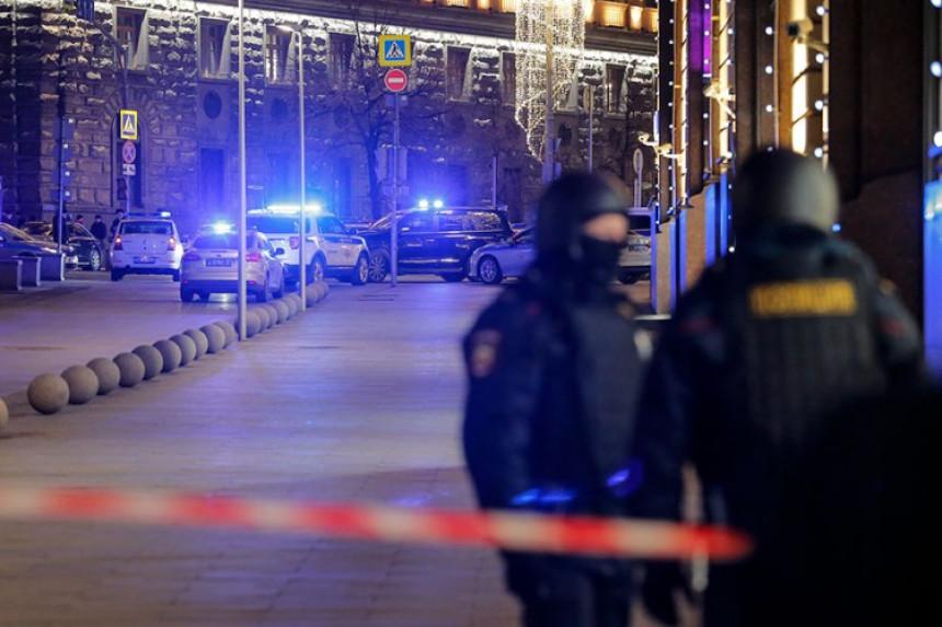 Otkriveno ko je osoba koja je pucala u Moskvi
