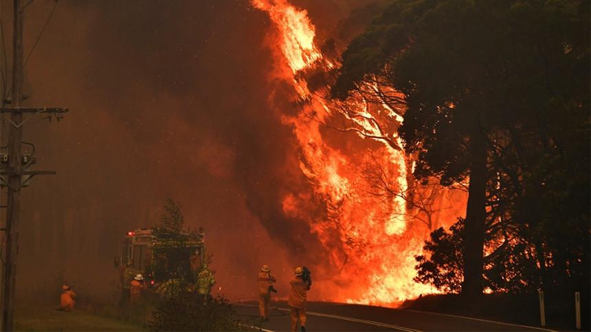 Požari u Sidneju progutali površinu veću od Belgije