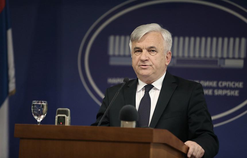 Dodik i Lukač sinoć se okomili i na Čubrilovića