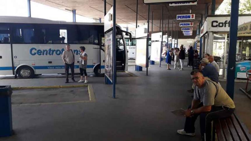 Putnik nasrnuo na vozača autobusa u Sarajevu