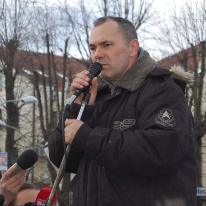 Disidentski staž Duška Vukotića