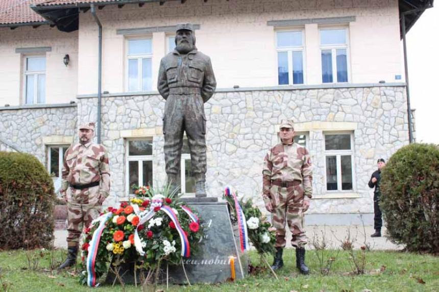 Obilježeno 17 godina od pogibije vojvode Mande