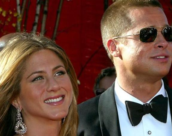 Bred Pit i Dženifer Aniston obnovili prijateljstvo!