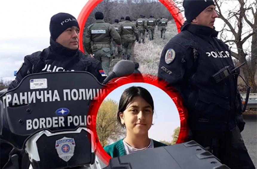 800 policajaca traga za Monikom i monstrumom