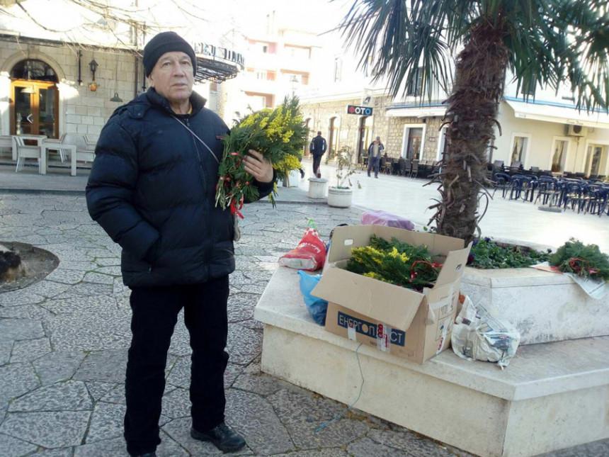 Mimoza za Novu godinu stigla u Trebinje