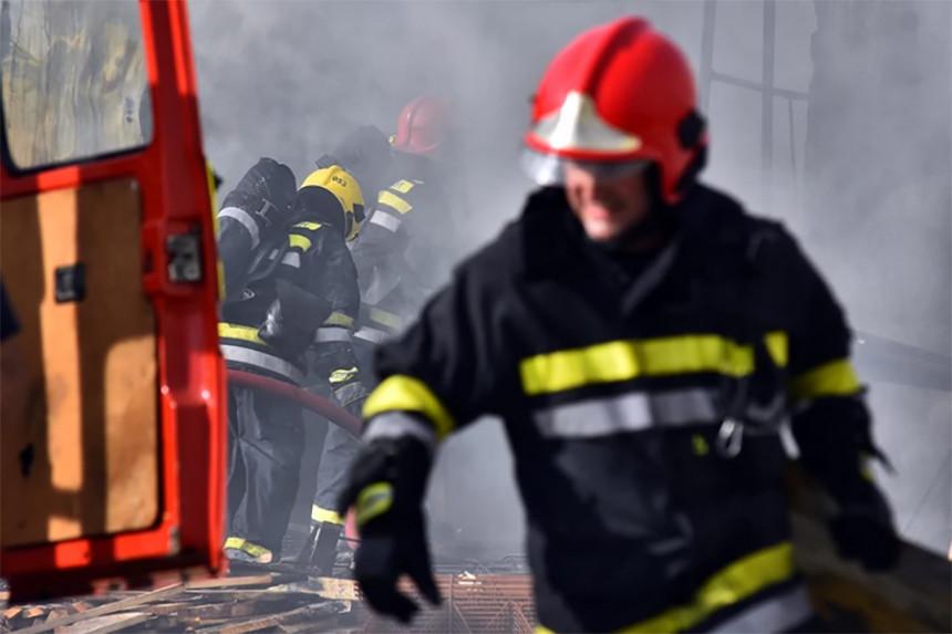 Skoplje: Požar u bolnici, nema povrijeđenih