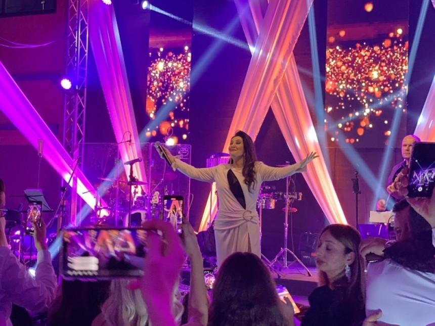 Dragana na Kopaoniku priredila spektakl za pamćenje!