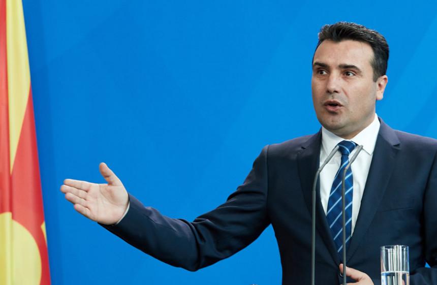 Zaev podnio ostavku na mjesto premijera